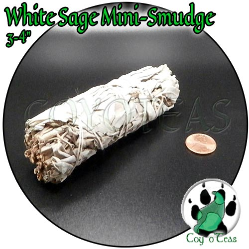 White Sage Mini-Smudge